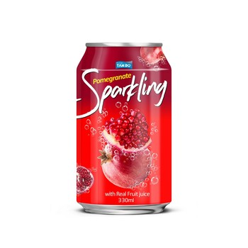 Pomegranate Juice Brands 330ml Carbonated Soft Drinks
