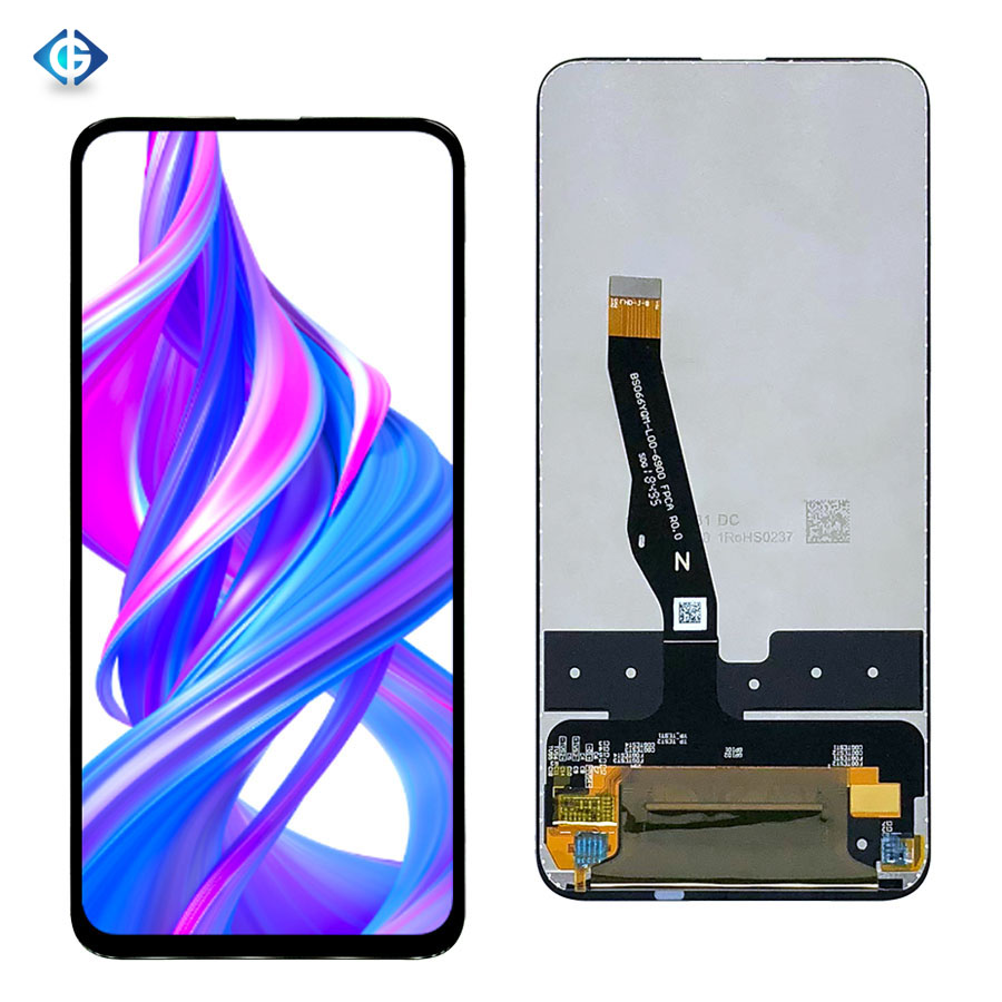 6.59'' Display for Huawei Y9 Prime 2019 Lcd for Huawei P Smart <strong>Z</strong> Screen for Honor 9X Lcd Display for Honor 9X Pro