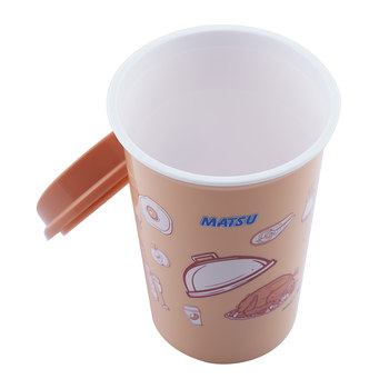 Plastic cup for hot and cold water 500ml-750ml made in Vietnam
