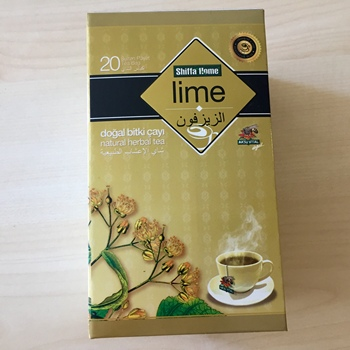 Morning boost tea Linden Herb Tea floral tea