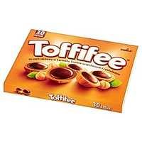 Made In Europe Toffifee Chocolate Flavored Chocolate With Candy