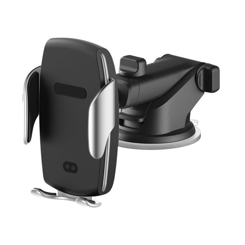 <strong>H001</strong> Fast Charging with Touch Function Car Mount Wireless Charger for Mobile Phones
