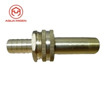 Highest Quality Brass 3/4&quot; GHT Female <strong>x</strong> <strong>1</strong>/4&quot; Male NPT Garden Hose Fittings