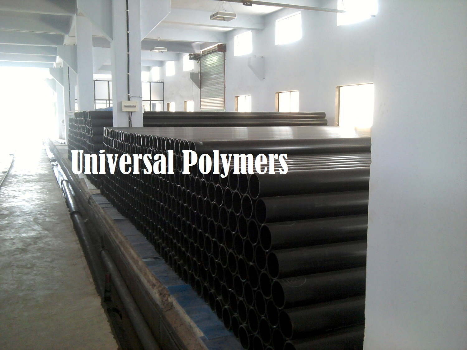 Hdpe Heavy Duty Plastic pipe