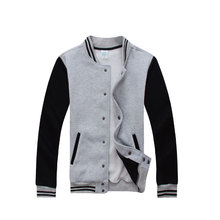 Wholesale Men Children Varsity Casual Fitness Blank Hoodie College Manufacture Embroidery Twill Baseball Jacket sportswear OEM