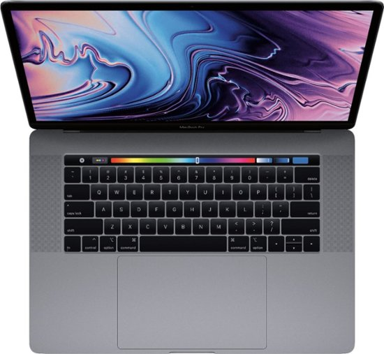 All for new Apple MacBook Pro i7 2018 laptops 15inch hard Drive 512gb 2.6GHz touch bar space grey, white with fast delivery