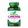 Supports female fertility & reproductive function and ovary care Herbkure women fertility capsules