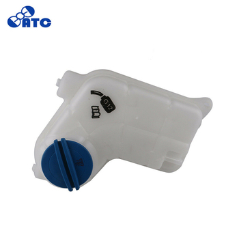 Coolant Radiator Expansion Tank For A-udi A4 Q-uattro S4 RS4 02-09  8E0121403  8EO121403