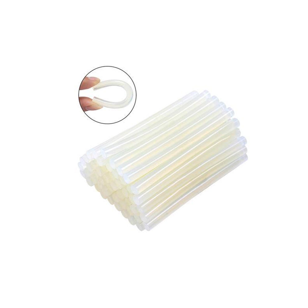White Transparency 100% EVA Hot Melt Adhesive Stick glue stick used For Packaging