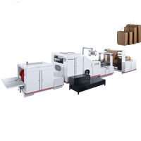 Paperbag Machine for making paper bags