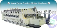 Flexo Printing Slotting Machine