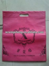 2014 Cheapest fashion promotion non woven shopping bag for aroma beads with non-woven bags for pillow