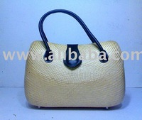 Summer Handbags Buntal And Sabutan