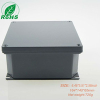 deep drawn aluminum enclosures