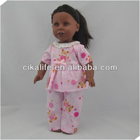 18 Inch Size Fits American Girl Dolls silicone reborn baby dolls clothing