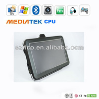 bluetooth Touch screen motorcycle gps navigation