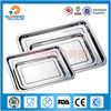 stainless steel metal serving tray wholesale, serving tray set