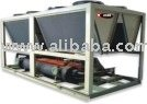 Air cooled screw packaged water chiller