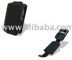Leather case fits BB Curve 8900 Rim Javelin