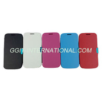 Mobile Phone flip cover for Samsung S4 mini I9190 hotsell case