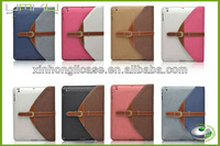 Top Selling PU Leather Case for iPad mini,Stand Belt Clip Case for iPad mini