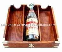 wine bottle tray