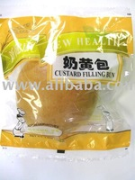 Custard Filling Bun