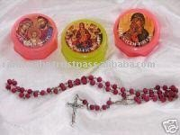 rose scented rosary product