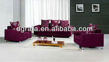 2013 South African style fabric cool sofa is made fabric and solid wood frame for the living house furniture