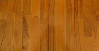 Teak Finger Joint Laminate 3P Fancy floor