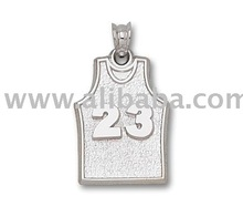 Basketball Jersey Charm products