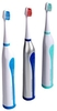 RST2050 Dental hygiene battery operated sonic toothbrush