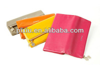 Genuine sheep leather wallet for woman