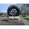 Inflatable Tire Replica, Inflatable Advertisement (B4005)