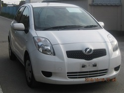 Toyota Vitz Used Car 2007