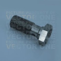 Banjo bolts various sizes and thread pitch available