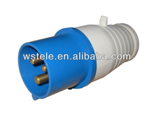 CEE 013 3P 16a socket plug with CE use for industrial