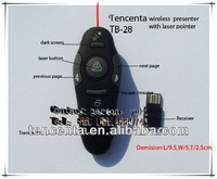 Mouse shaped hot sale laser pointer TB-28 for promotion