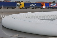 Mobile Flood Protection Barrier