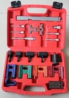china 19pcs Petrol Engine Timing Tool Kit Twin Cam Locking/Holding Tool Kit emergency auto tire repairation system