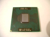 INTEL CELERON MOBILE CPU 1.73/1M/533 SL92F LF80538 430