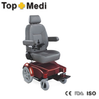 Electric Mobility Wheelchair for indoor and outdoor use/jazzy electric wheelchair/indoor outdoor power wheelchairs