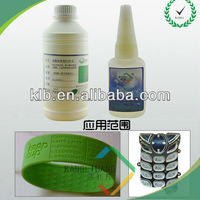 Medical grade Strong Silicone instant dry glue