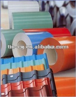 Metal iron roofing tile/corrugated steel roofing sheet