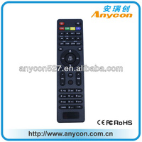 High quality Wiredrawing 45 button remote control topfield