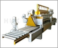 Polishing Machine for Tiles 9 Heads
