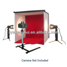 "Popular 16"" Cube photo studio lighted table tent"
