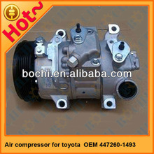 automotive electric air conditioning compressor for car