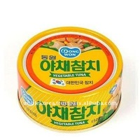 Onetouch Tuna with Vegetable Cans 100g