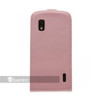 for lg google e960 nexus 4 flip pouch leather case